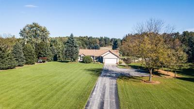 Manchester Single Family Home For Sale: 9425 Grossman Road