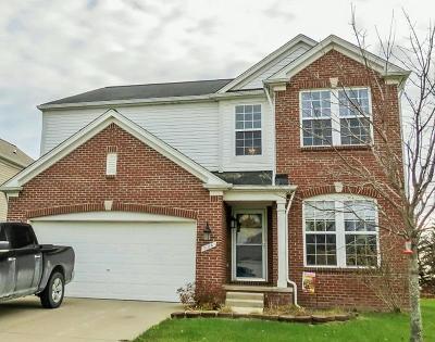 Ypsilanti Single Family Home For Sale: 7186 Essex Drive
