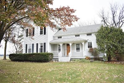 Milan Single Family Home For Sale: 12009 South Maple Road
