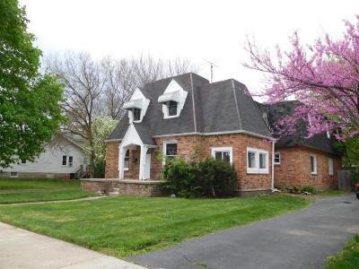 Ypsilanti Single Family Home For Sale: 412 Ferris Street