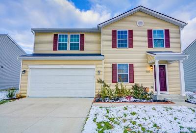 Dexter Single Family Home For Sale: 8349 Crab Apple Trail