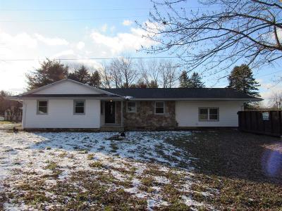 Ypsilanti Single Family Home For Sale: 9552 Pitman Road