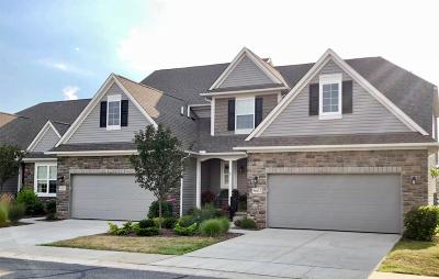 Saline Condo/Townhouse For Sale: 21 Gallery Circle