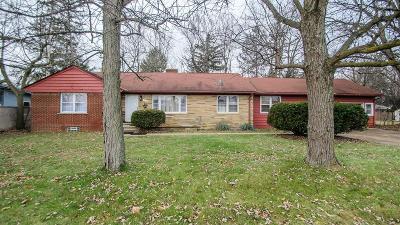 Ypsilanti Single Family Home For Sale: 413 N Hewitt Street