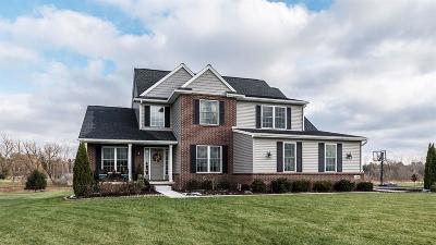 Ann Arbor Single Family Home For Sale: 2493 Andrew Thomas Trail