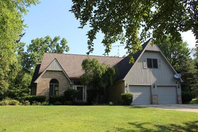 Saline Single Family Home For Sale: 1548 Windy Ridge Court