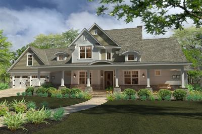 Chelsea Single Family Home For Sale: 863 Greystone Drive