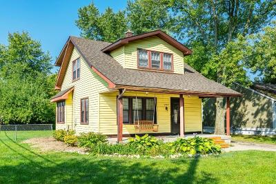 Ann Arbor Single Family Home Active-Contingent: 2904 Maplewood Avenue