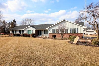 Ypsilanti Single Family Home For Sale: 7395 Textile Road