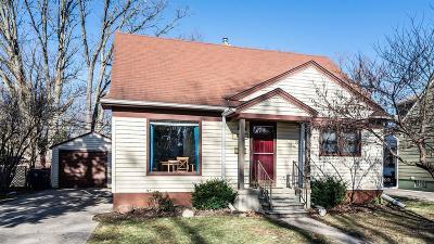 Ann Arbor Single Family Home For Sale: 1025 Duncan