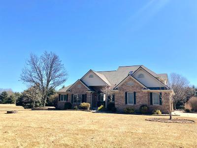 Saline Single Family Home For Sale: 9127 Baron Way