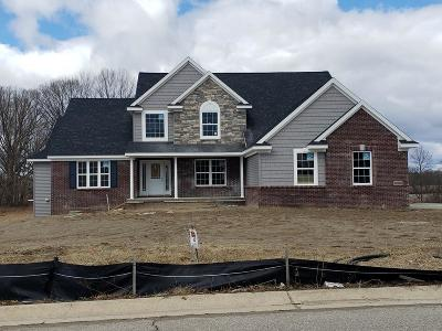 Saline Single Family Home For Sale: 10222 Valley Farms Road