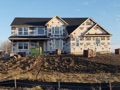 Saline Single Family Home For Sale: 10227 Valley Farms Road