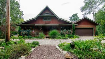 Chelsea Single Family Home For Sale: 210 Spring Lake Drive
