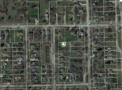 Ypsilanti Residential Lots & Land For Sale: 680 North Miami