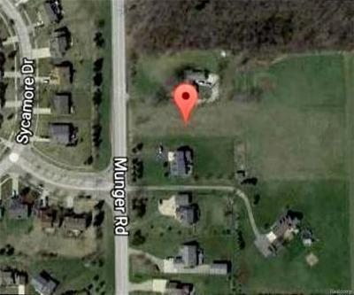 Ypsilanti Residential Lots & Land For Sale: 5635 Munger
