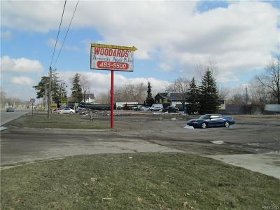 Ypsilanti Residential Lots & Land For Sale: 2260 East Michigan Ave