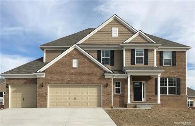 Saline Single Family Home For Sale: 433 Huntington Drive