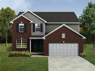 Ypsilanti Single Family Home For Sale: 4458 Christina Dr