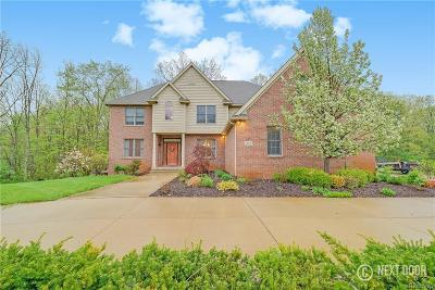 Saline Single Family Home For Sale: 3469 Oak Park Drive