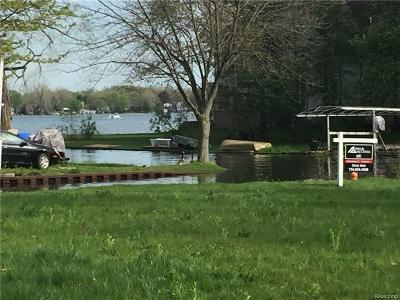 Whitmore Lake Residential Lots & Land For Sale: 10050 John R St