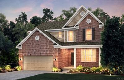 Ann Arbor MI Single Family Home For Sale: $449,490