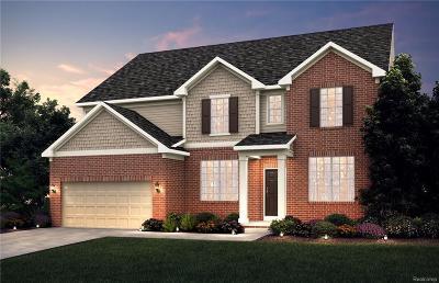 Saline Single Family Home For Sale: 585 Huntington Dr
