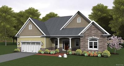 Dexter Single Family Home For Sale: 3224 Eastridge Dr