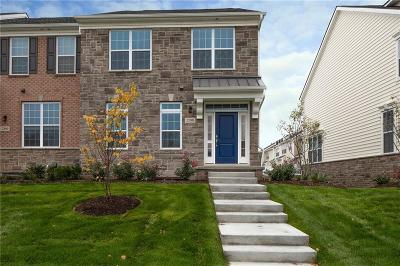 Ann Arbor Condo/Townhouse For Sale: 2798 Ashcombe Dr