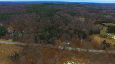 Dexter Residential Lots & Land For Sale: 9966 North Territorial Rd