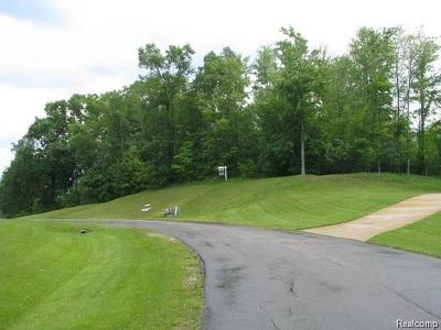 Whitmore Lake Residential Lots & Land For Sale: 10963 Fossil Hill Dr