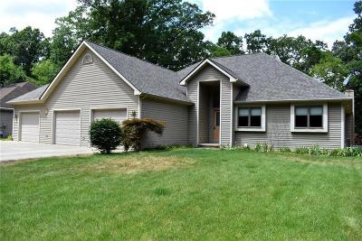 Whitmore Lake Single Family Home For Sale: 4683 Oak Ln