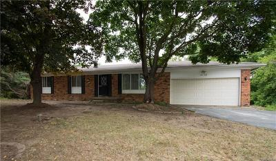 Whitmore Lake Single Family Home For Sale: 4130 Valentine Rd