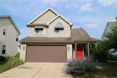 Dexter Single Family Home For Sale: 404 Cambridge Dr