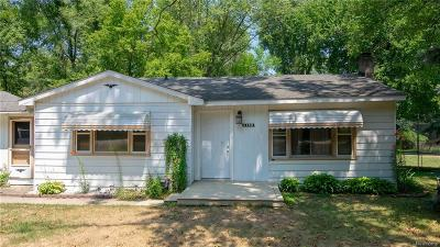Pinckney Single Family Home For Sale: 4150 Patterson Lake Rd
