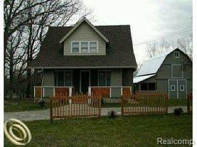 Ann Arbor MI Single Family Home For Sale: $395,000