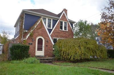 Ann Arbor Single Family Home For Sale: 223 Kenwood Ave