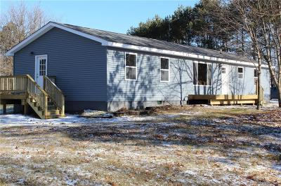 Pinckney Single Family Home For Sale: 8755 Henry Rd