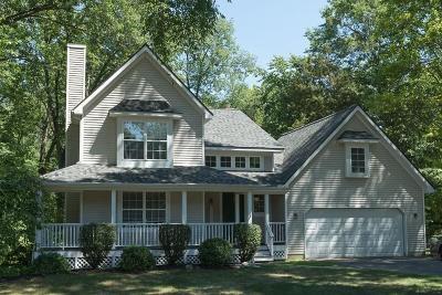 Pinckney Single Family Home For Sale: 11417 Tall Shadows Crt