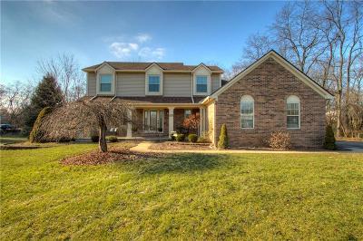 Pinckney Single Family Home For Sale: 8234 Terrace Crt