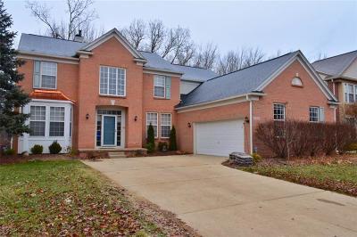 Ypsilanti Single Family Home For Sale: 6114 Eagle Trace Dr