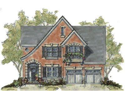 Dexter Single Family Home For Sale: 8448 Parkridge Dr