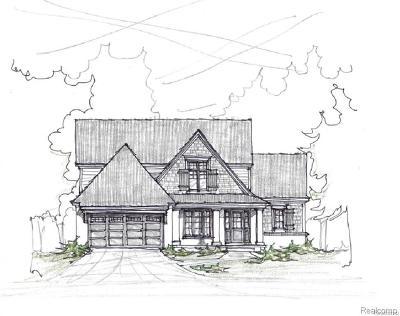 Ann Arbor Single Family Home For Sale: 1600 Traver St