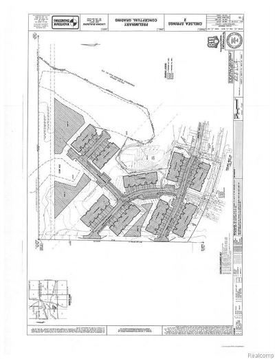 Chelsea Residential Lots & Land For Sale: Coliseum Dr