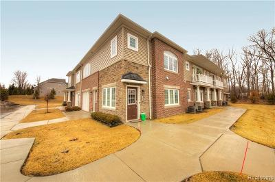 Ann Arbor Condo/Townhouse For Sale: 5604 Arbor Chase Dr