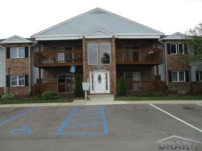 Trenton Condo/Townhouse For Sale: 1595 Harbour Boulevard #Unit #15