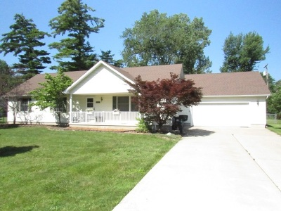 Taylor Single Family Home For Sale: 9450 Glenis