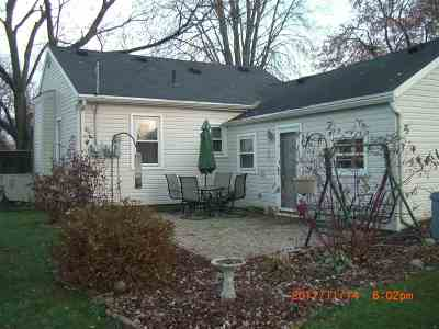 Taylor Single Family Home For Sale: 6082 Glenis