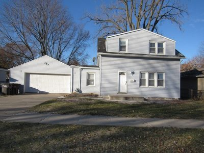 Taylor Single Family Home For Sale: 5892 Cherokee