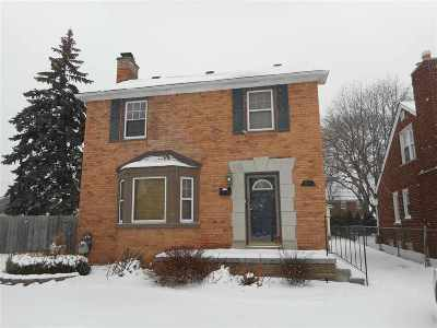 Southgate Single Family Home For Sale: 13118 Commonwealth